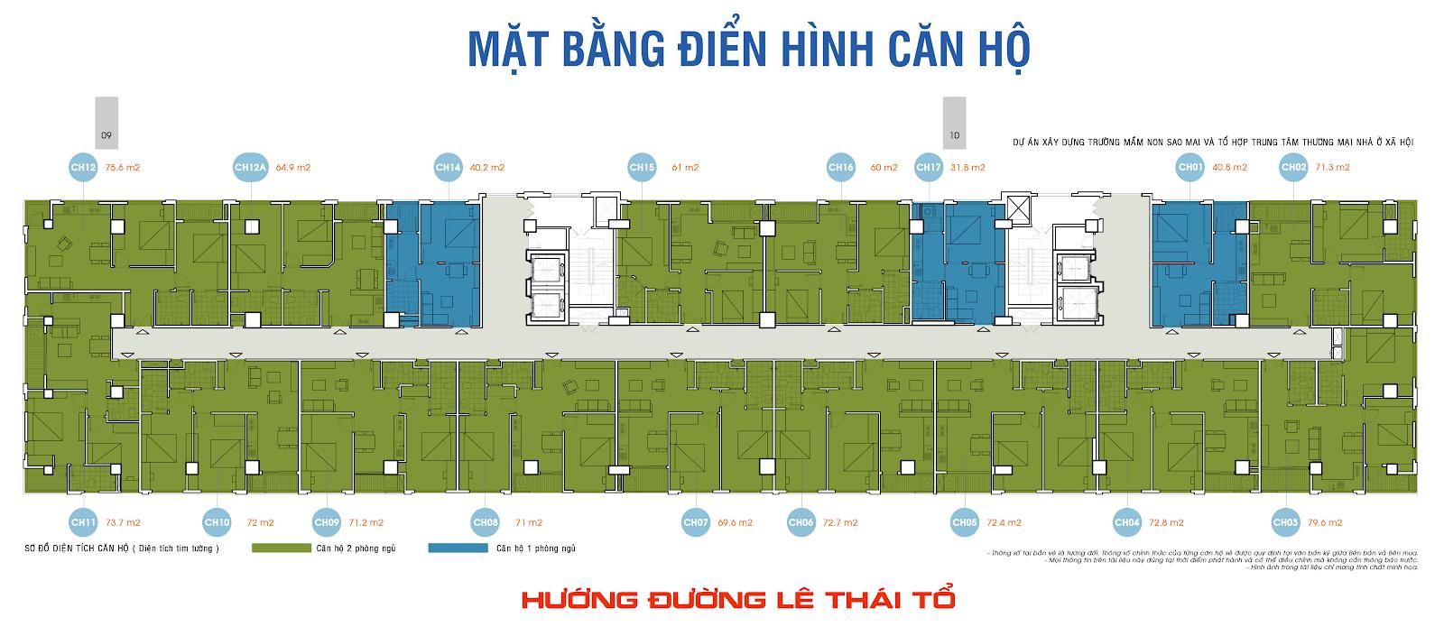 Chung cư Cường Thịnh TP.Bắc Ninh – Chủ đầu tư Cường Thịnh (Nhà ở xã hội Bắc Ninh)