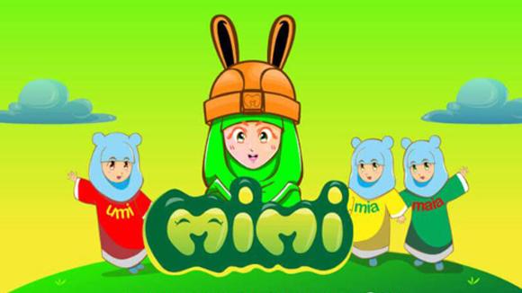 Game Belajar: Bermain Bersama Mimii