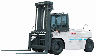 Xe nâng 13.5 tấn TCM Unicarriers FD135-3