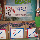 Carmel Boy Scouts Nick Niehaus' Eagle Project-Reading is Freedom