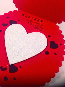 Linda Vich Creates: Valentine Round Up: Punch art Elmo card.