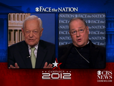 Cardinal Dolan admits Catholics are in 'tough spot' with Obama