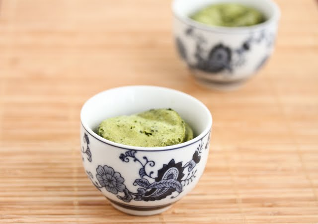 photo of a Matcha Mochi Cup
