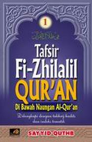 beli buku tafsir fi zhilalil quran sayyid quthb rumah buku iqro best seller bentang pustaka