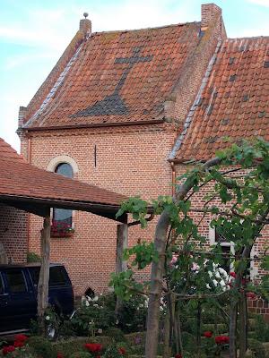Loksbergen (Halen): pachthoeve St-Jansbergklooster