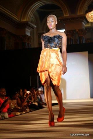 Sierra Leone female model