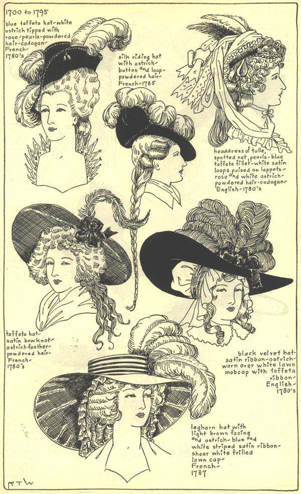 французская мода 18-19 века зачем пудрили волосы
