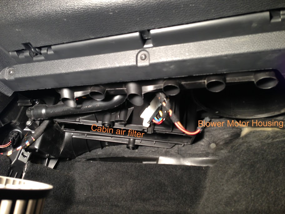 If you have a noisy HVAC blower, here's a fix | VW TDI forum, Audi
