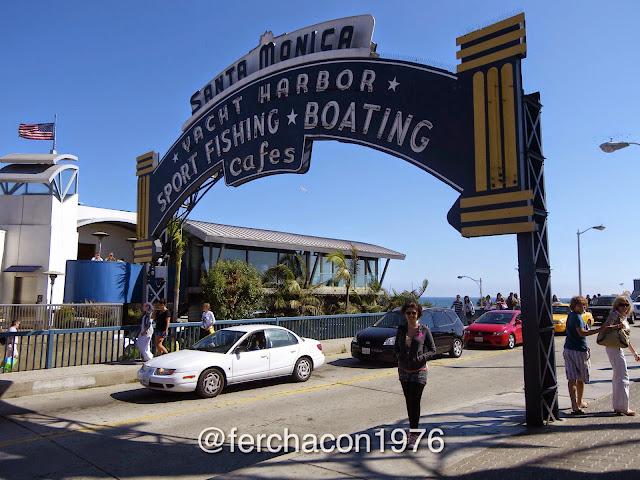 Route 66, Los Angeles-Amboy