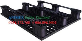 Pallet nhựa Thái Lan SLV 1011 LT