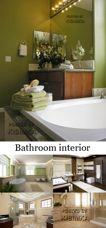 Stock Photo: Bathroom interior 7