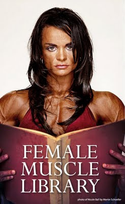 Female Muscle Library