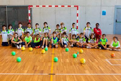 Alevines y Benjamines del Ribadosar temporada 2012/13