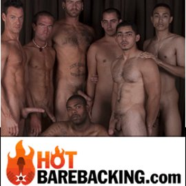 Hot Barebacking
