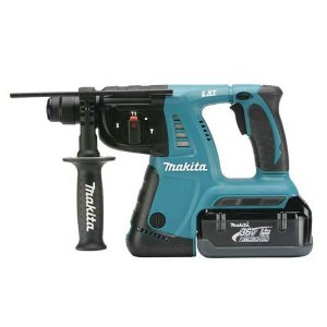 Buy Makita BHR261RDE 36V LXT li-ion SDS Plus Rotary Hammer Drill (2 Batteries)