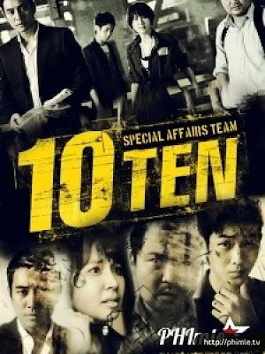 Phim Đội Đặc Nhiệm TEN 1 - Special Affairs Team TEN 1 (2011)