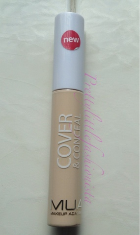 MUA Cover and Conceal