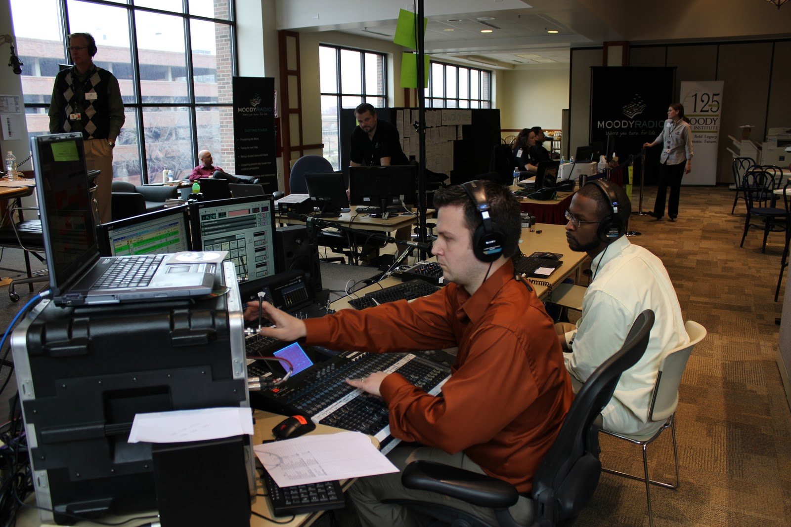 Inside Moody 125: Behind the Scenes with Moody Radio