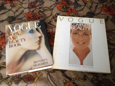 Vintage Vogue Beauty Books Tales Of A Pale Face Uk Beauty Blog