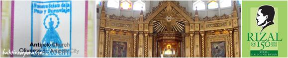 rizal@150 antipolo church
