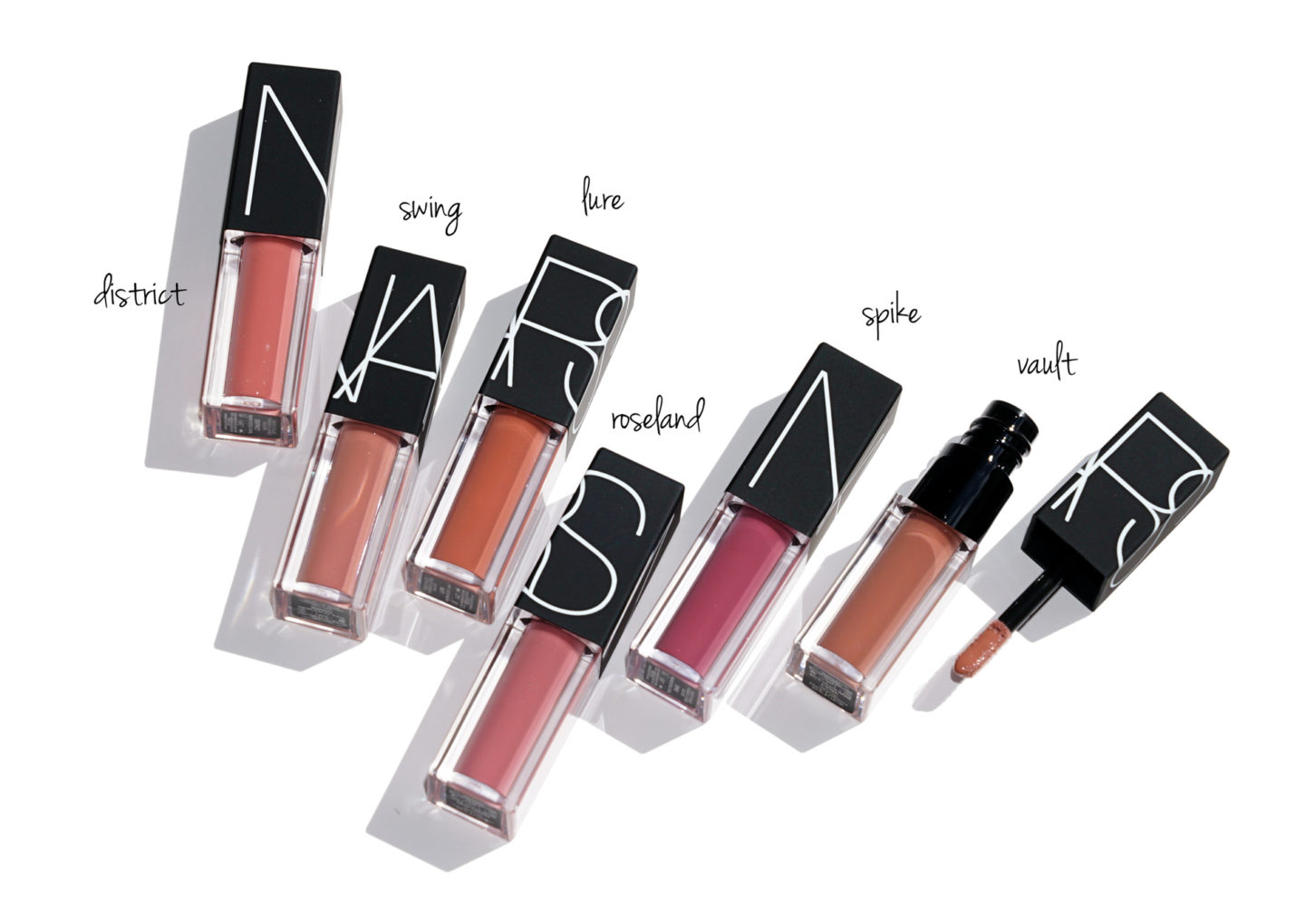 Son NARSissist Wanted Velvet Lip Glide Set