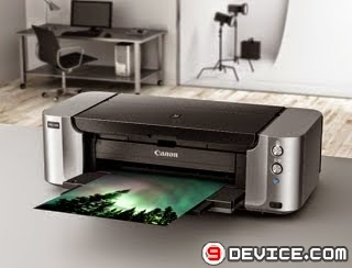 pic 1 - the way to download Canon PIXMA PRO-100 laser printer driver