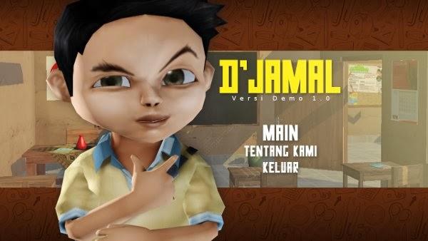 Game 3D Detektif Cilik Jamal