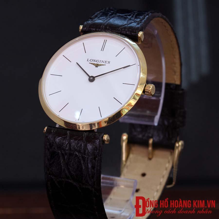 22 mẫu đồng hồ đeo tay nam dây da dưới 500k tầm 500k đẹp nên mua tại Hà nội, HCM đẹp