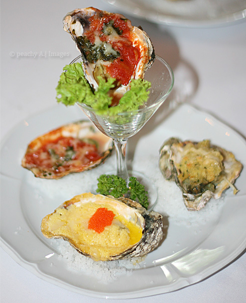 ILUSTRADO Restaurant | www.thepeachkitchen.com