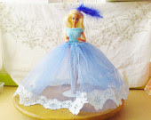 TREASURY 347 (345) BARBIE ID M119 LOVELY GIFTS IDEAS IN ALL SHADES OF BLUE