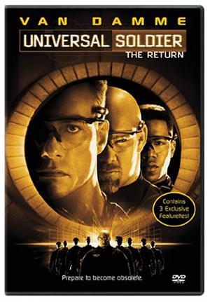 Phim Chiến Binh Vũ Trụ - Sự Trở Lại - Universal Soldier: The Return