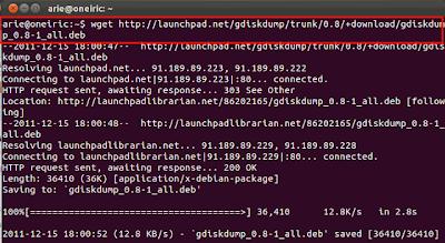 dd1 Cara Mudah Kloning Harddisk Ubuntu Dengan Gdiskdump 0.8
