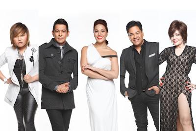 "Episode 1.3: ""The X Factor Philippines (June 30, 2012) The-X-Factor-Phillipines-Judge-Mentors-and-Host-2"