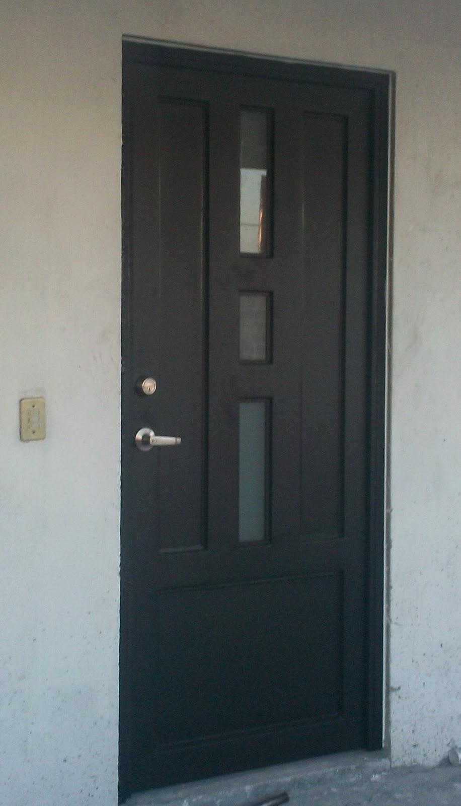Pin portones herreria monterrey forja ajilbabcom portal on for Modelos de puertas de metal para casas