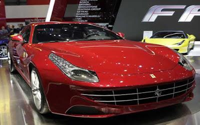 Ferrari FF Genebra 2011  Carros Incríveis