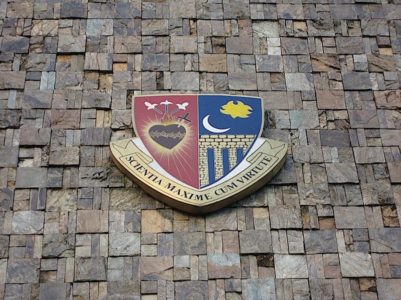 Claret School coat of arms