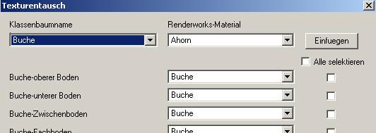 ElementsCAD - Texturentausch