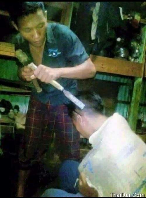 Ảnh cắt tóc bá đạo
