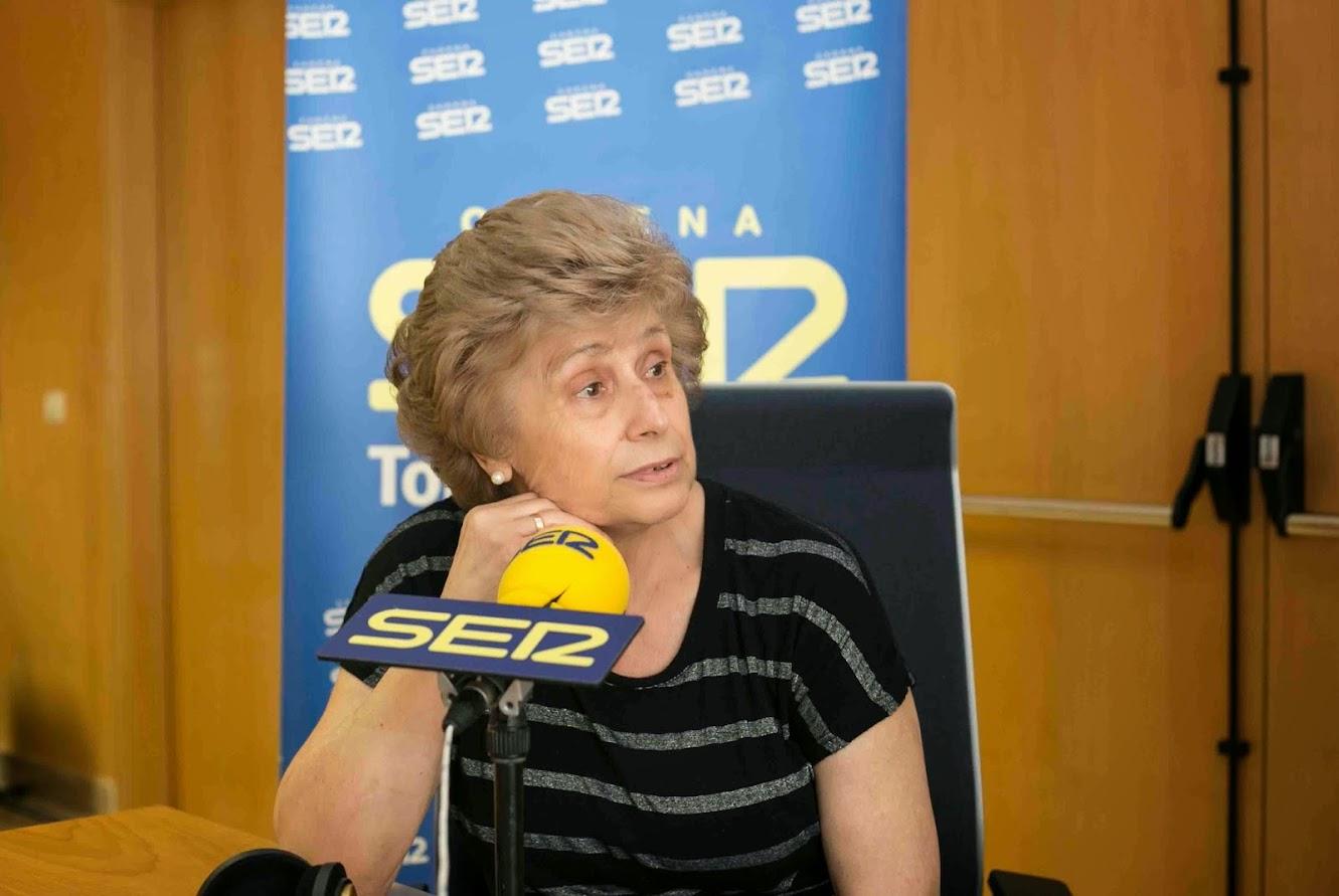 Entrevistas en cadena SER Toledo