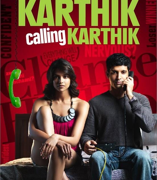 Image result for Karthik Calling Karthik (2010)
