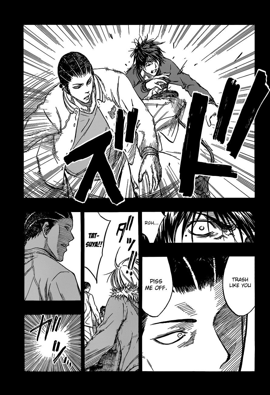 Kuroko no Basket Manga Chapter 170 - Image 09