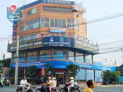 Nhà sách Nguyễn Tất Thành quận 4 cách 1 phút
