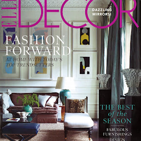 incorporated architecture design benroth rolston stuart Elle Decor October 2011