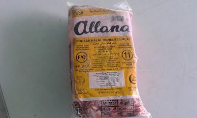 Thịt trâu Ấn Độ nạm vụn - Nhập khẩu thịt trâu Ấn Độ  GIá rẻ