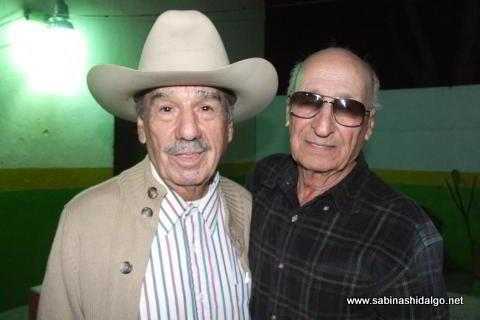 Arturo Solís y Leobardo Espinoza