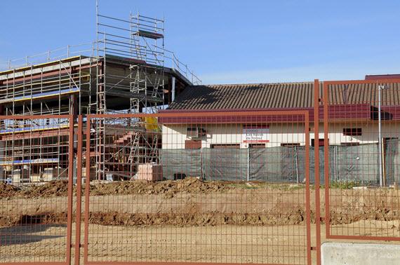 Ampliación del Colegio 'Navas de Tolosa' en Paracuellos del Jarama