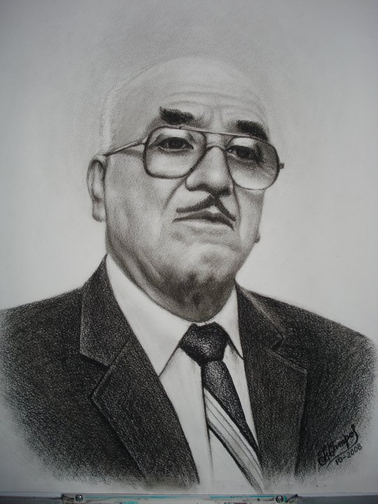 "Retrato ""Don Luchito"" - Cajabamba"