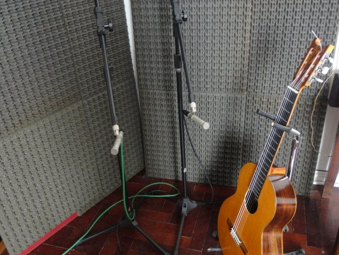 Me tiran ideas para acustizar mi sala? - Audio, Soft y Hardware ...