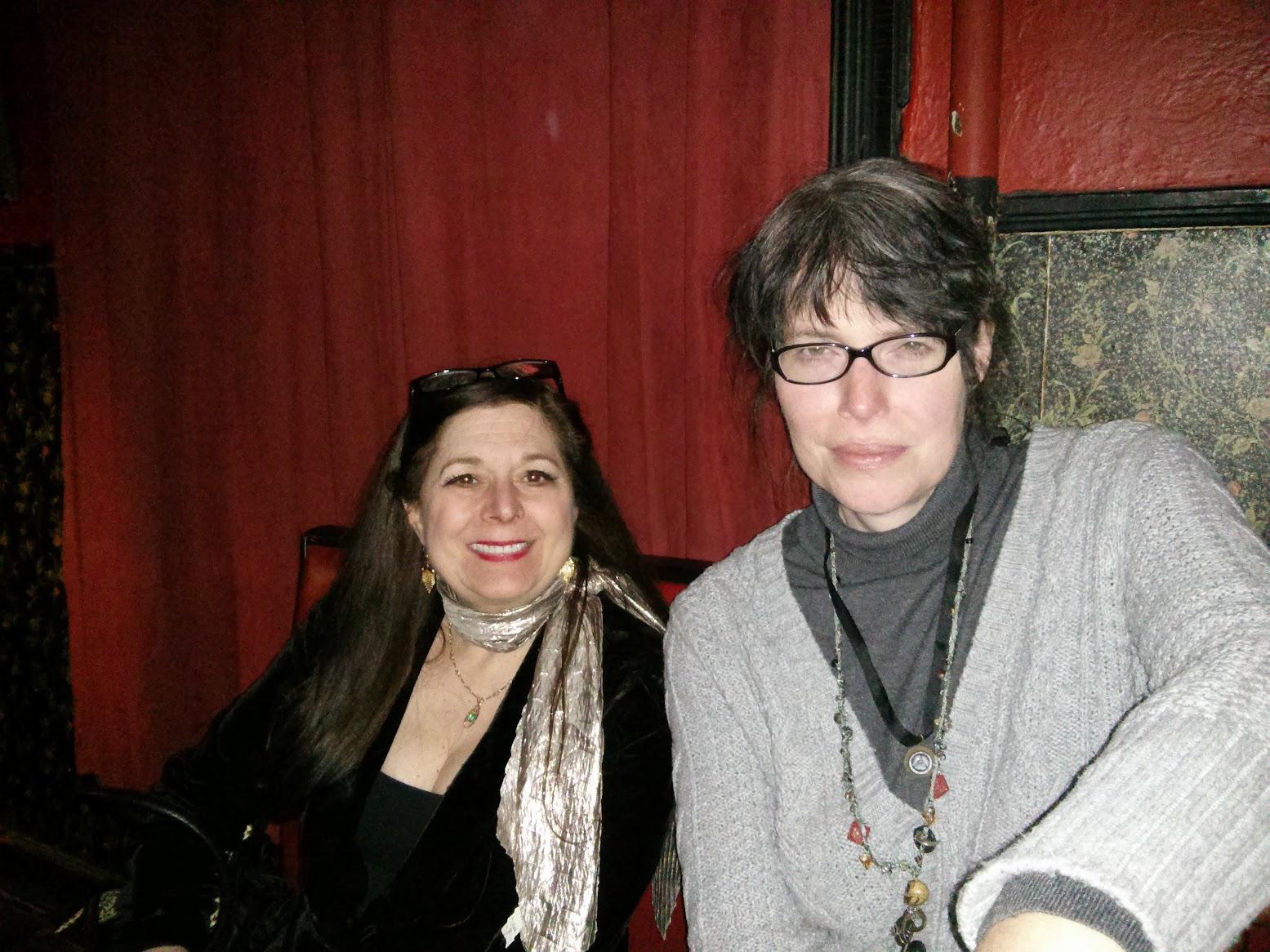 Lisa Mannetti & Caitlín R. Kiernan