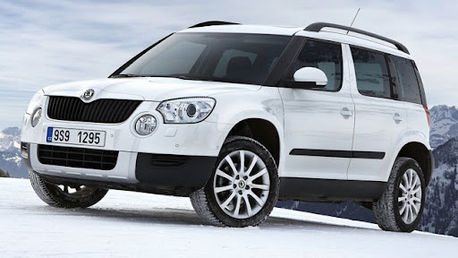 skoda yeti1 650x365 Skoda Yeti model 2012 is perfect for off road terrain!